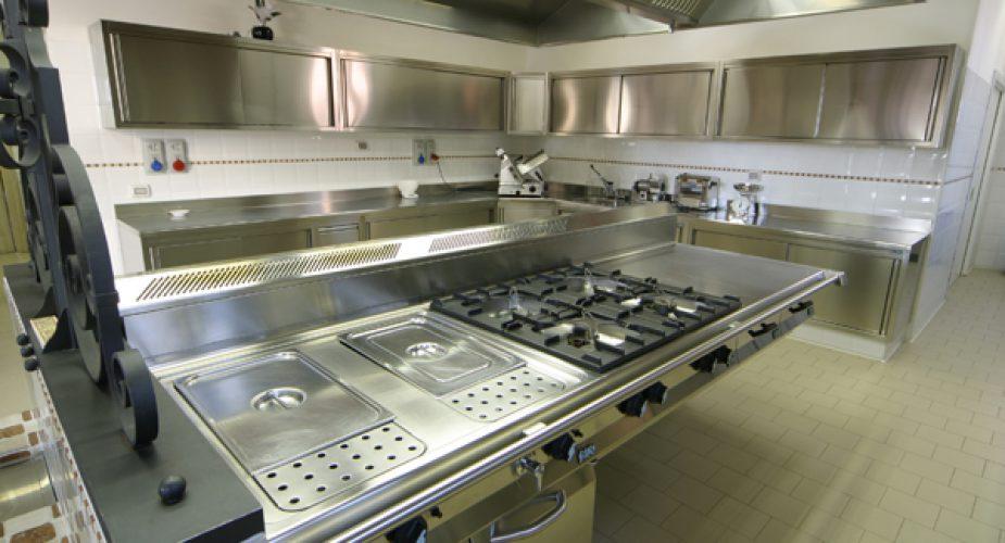 Cucine A Gas Per Ristoranti Usate.Attrezzature Per Ristoranti Forniture Industriali Per