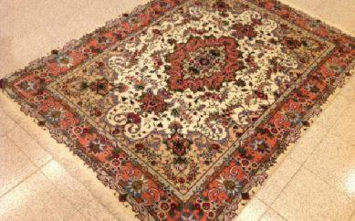 L'arte della vendita di tappeti