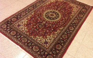 Come capire quanto i tappeti antichi sono autentici.