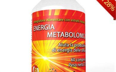 Integratori energetici per stimolare il corpo a produrre l'energia