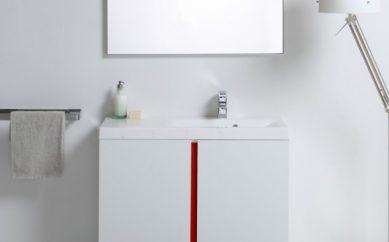 Mobili bagno contemporanei: porta il colore nel tuo bagno