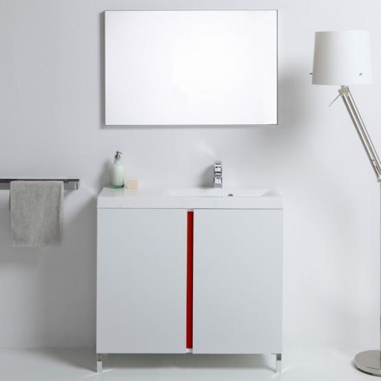 Mobili bagno contemporanei porta il colore nel tuo bagno - Mobili bagno contemporanei ...
