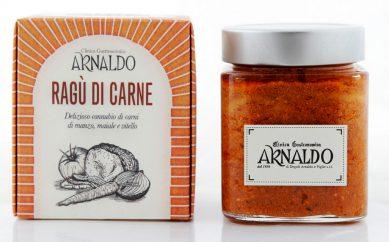 """L'e-commerce del ristorante stellato emiliano """"Arnaldo"""""""
