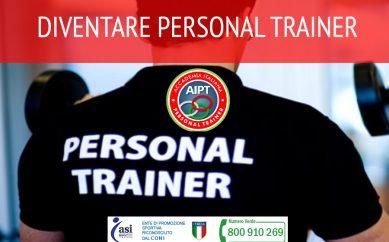 Ripartono i Corsi per diventare Personal Trainer Certificato di AIPT