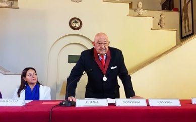 Alberto Fidanza, XXVI Congresso di Vitaminologia: nuovo grande contributo della scienza alla Salute Umana