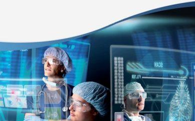 I monitor per endoscopia del catalogo professionale N.O.R.I.S.