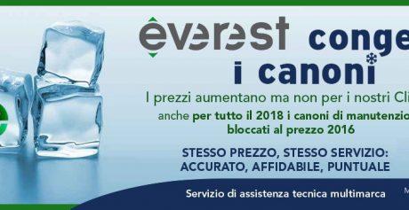Manutenzione di ascensori a Milano: prezzi bloccati dal 2016 con Everest